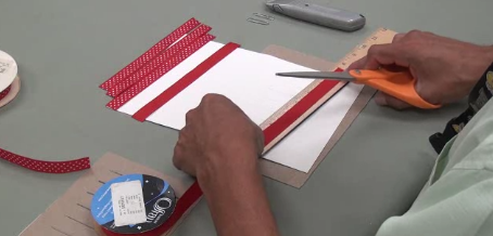 Ribbon Card Assessment How to Make a Test Kit